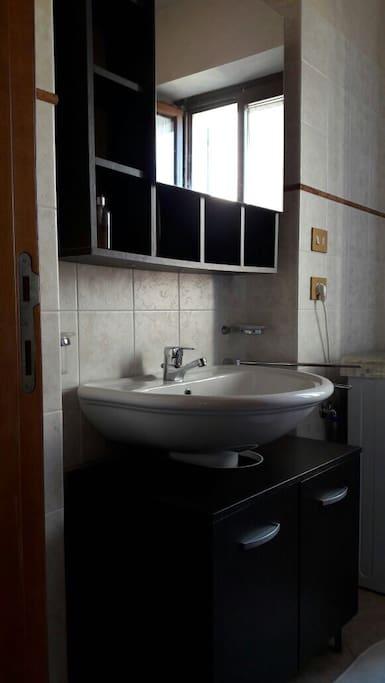 Bagno, WC , bidet e doccia