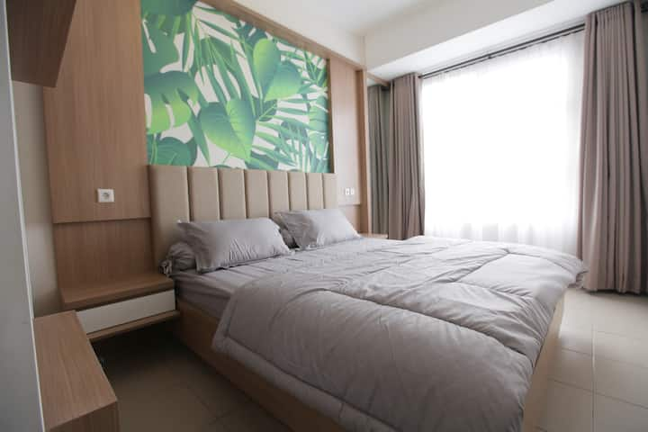 Apartemen Saveria BSD  - 1Bed Room (11)