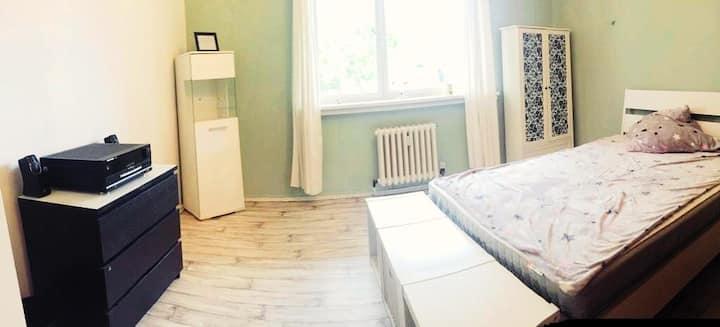 Beautiful rent room in Spandau, w/ all the service