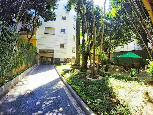 Nice room in Flamengo, one of the best in Rio - Rio de Janeiro - Daire