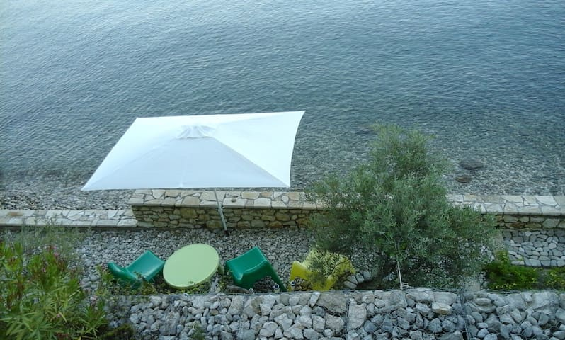 Linovrohia guest house in Ionian islands - Kalamos - Guesthouse