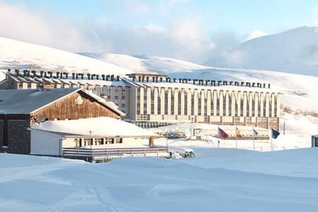 Apartamento San Isidro E.Ski Hotel Toneo 5personas - San isidro