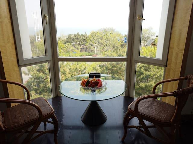 青岛海景独栋别墅 适合情侣 全海景 - Qingdao - Vacation home
