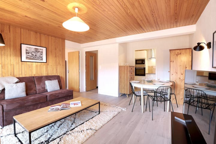 Apartment in the centre of Courchevel Village