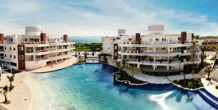 Marine Home Resort. Cachoeira do Bom Jesus