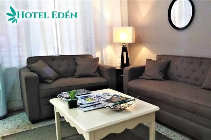 HOTEL EDEN 104