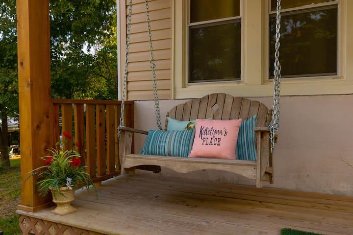 Katelynn's Tiny House.