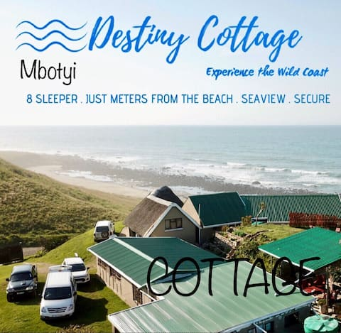 Mbotyi, Destiny Self Catering Cottage