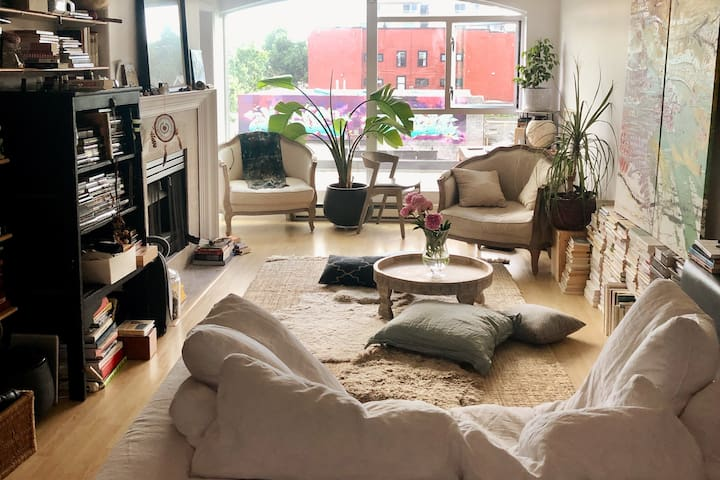 Bright 1BR Cozy Haven