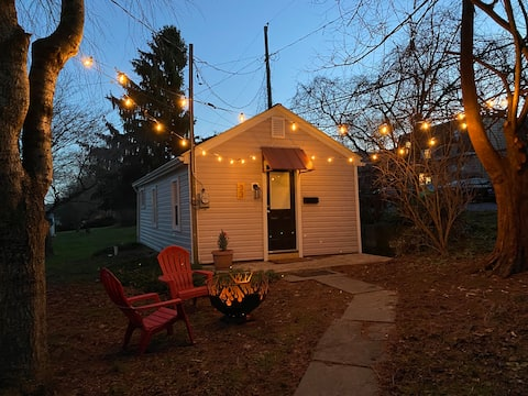 Private Tiny House in the Ville