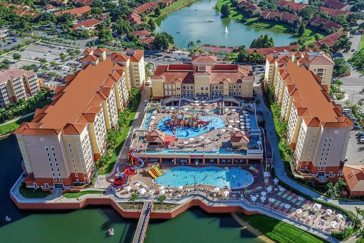 Full Villa/Westgate Town Center Resort Kissimmee