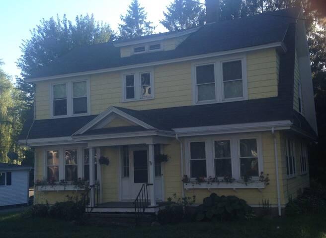 Captain's Cottage (South East Room) - Rockland - Dom