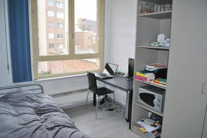 Charming cozy studio in the heart of Antwerp