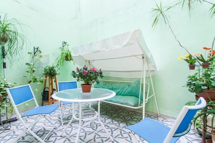 Moderna casa centrica/Centric& cool - Seville - Hus