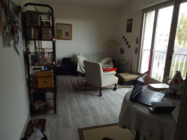 Appartement Lumineux-près de la gare - Angers - Apartemen