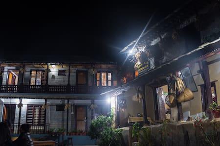 Ashish Aama Homestay - Ghandruk - Ház