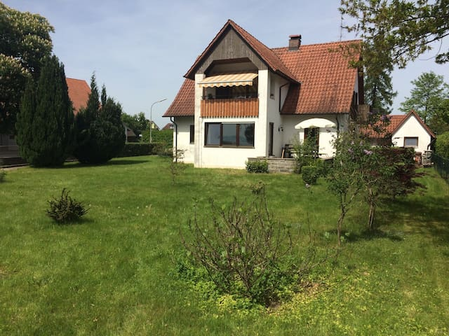 Apartment for 6, view of the lake - Langenargen - Apartment