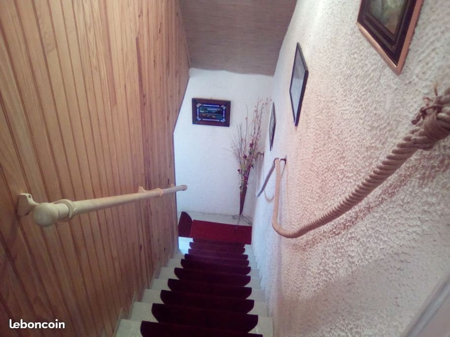 appartement  à l etage