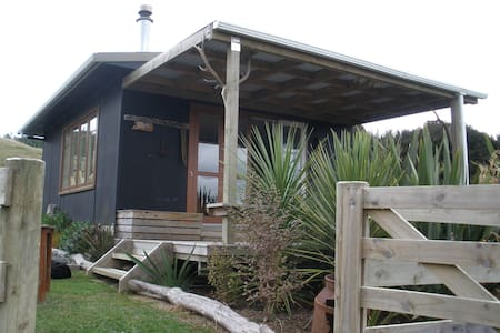 Is the Sound of Nature too Loud for You? - Wainui - Cabin