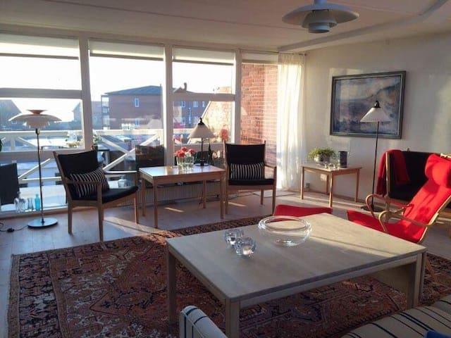Feriehus med fjordudsigt - Lemvig - Huis