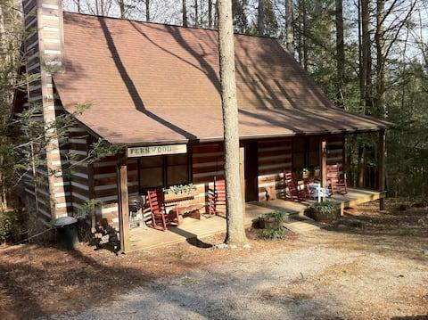 Mountain Cabin, Clean, Cozy, Wi-fi = Fernwood!!
