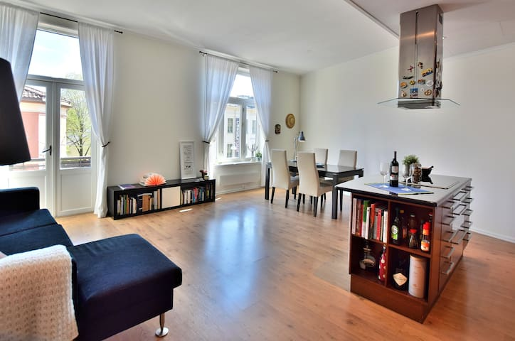 Cosy apartment in the heart of Oslo - SUPERHOST