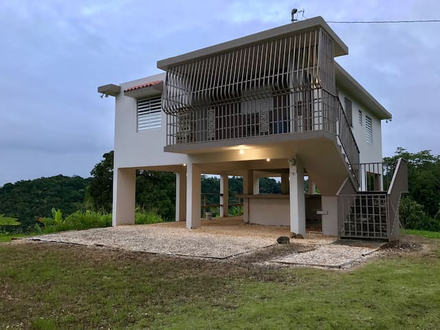 Beatiful Get Away Country Home - Corozal - Huis