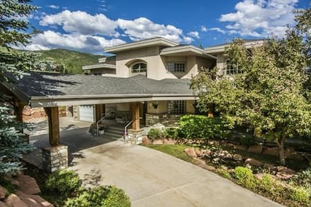Large Luxury Home in Park City Area - Ház