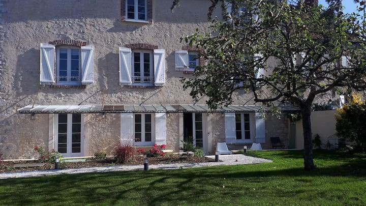 Gite/appartement agréé  gite de France Alienor
