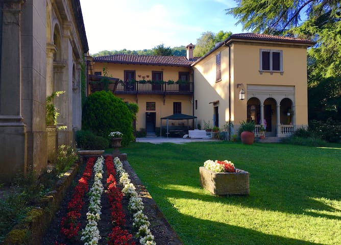 Splendida e accogliente casa - Albavilla