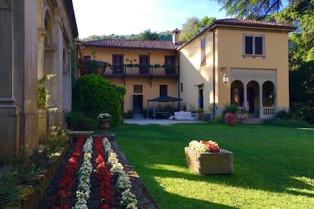 Splendida e accogliente casa - Albavilla - House
