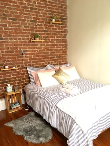 Room in best location Coolidge Corner/Longwood are