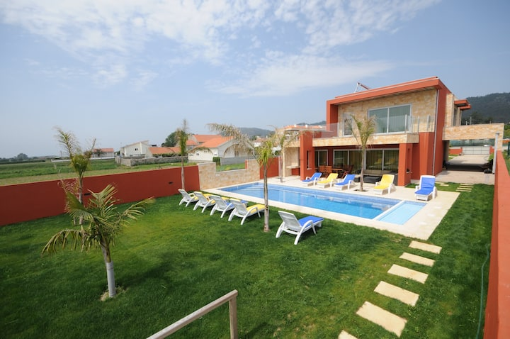 Villa 317 - Superb Villa near sandy beaches