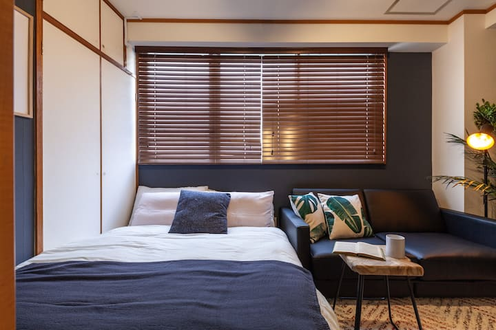 8 min Sta.!!Easy access to Ueno/Akihabara☆max6ppl