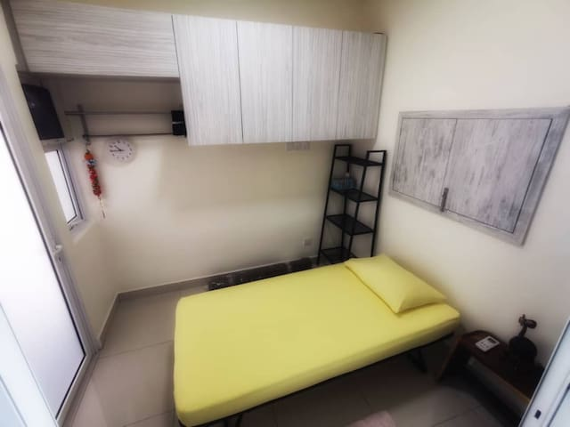 A single room at level 1