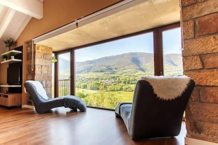 El Balcon de La Lomba (Apartamentos Rurales) - La Lomba - Casa