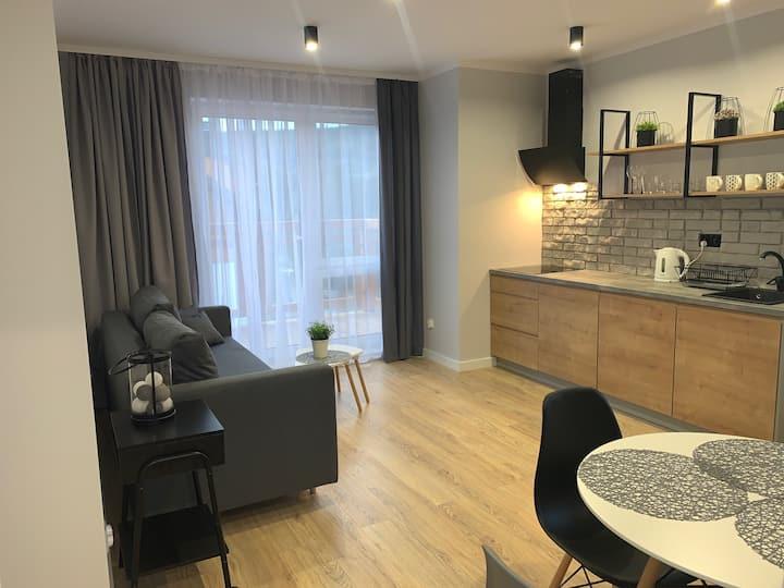 Nowy apartament!!! zapraszamy na wczasy !!!
