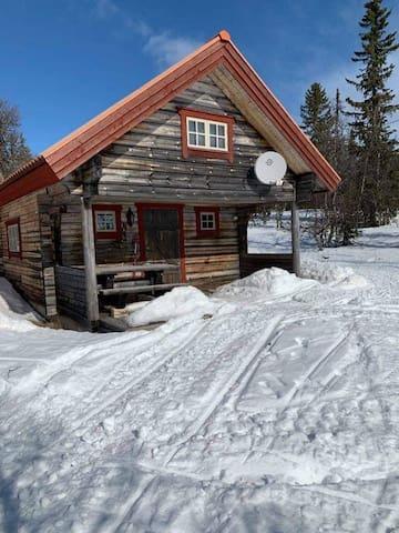 Egen stuga i Paradiset Lillådalen