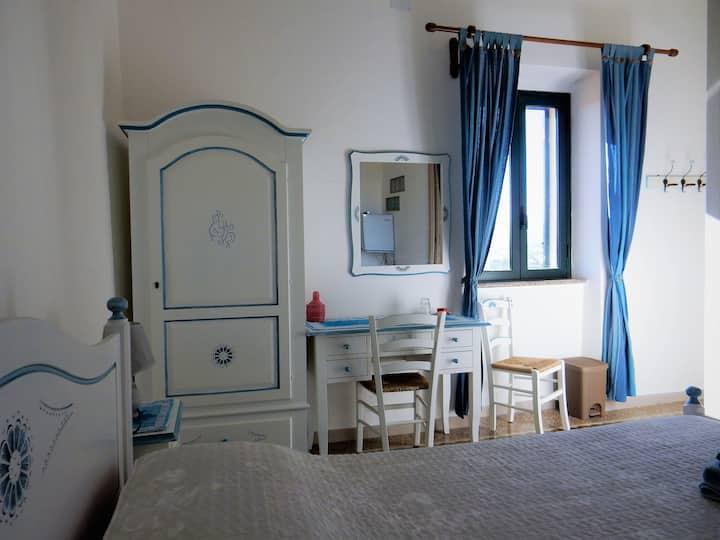 Room Azzurra B&B Eleonora D'Arborea