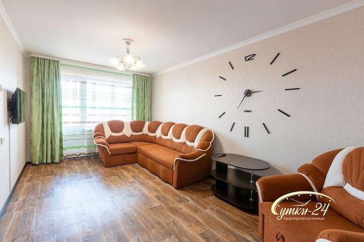 "2-комнатная квартира Компания ""Сутки-24"""