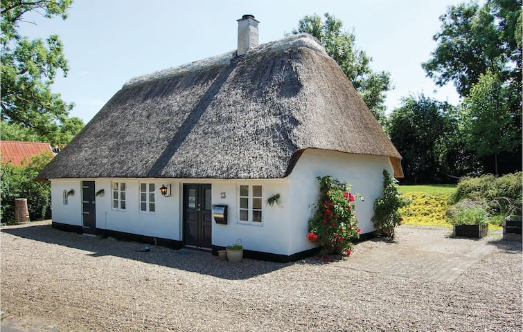 Holiday cottage with 1 bedroom on 50m² in Christiansfeld