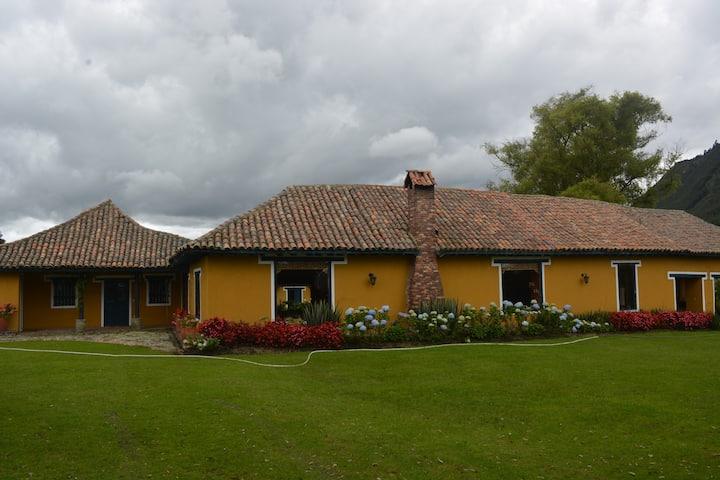Casa Colonial Sabana de Bogotá