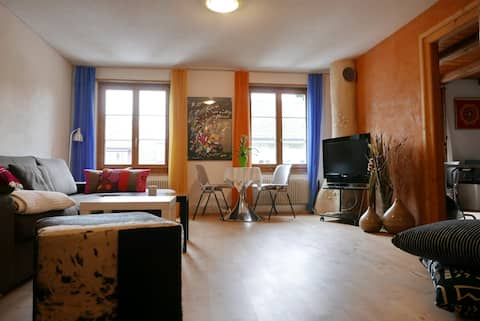 Winterthur - apartment (fully furn)