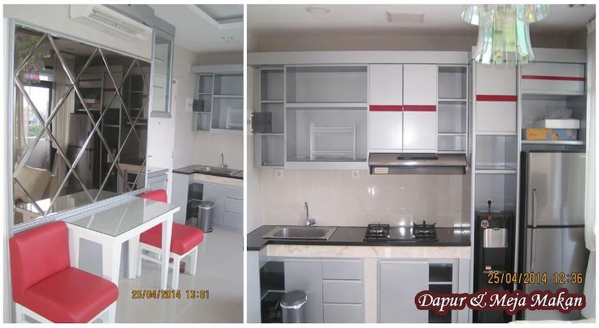 2BR-Apartment at South of Jakarta - Tebet - Apartamento