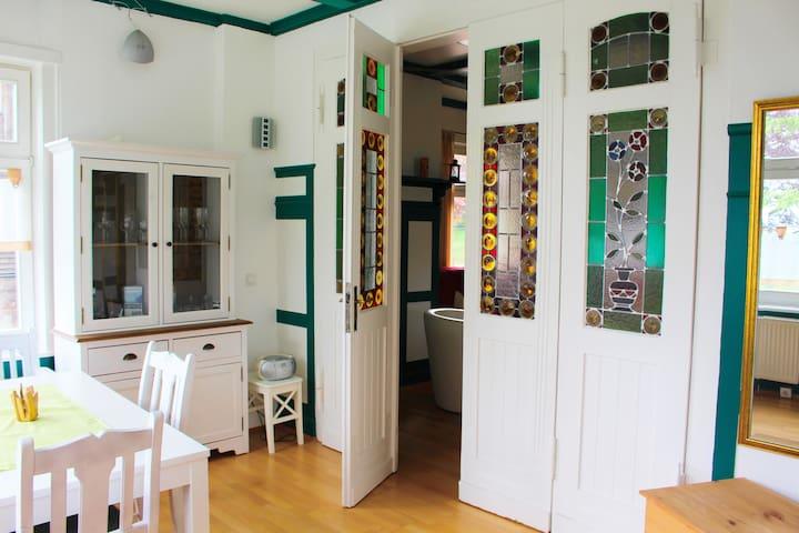 Villa Parkblick Ferienwohnung 3 - Oberhof - Huvila