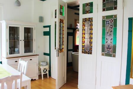 Villa Parkblick Ferienwohnung 3 - Oberhof - 别墅
