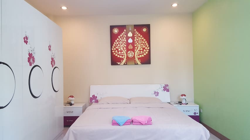 Donchai House / Guesthouse Room # 5 (downstairs)