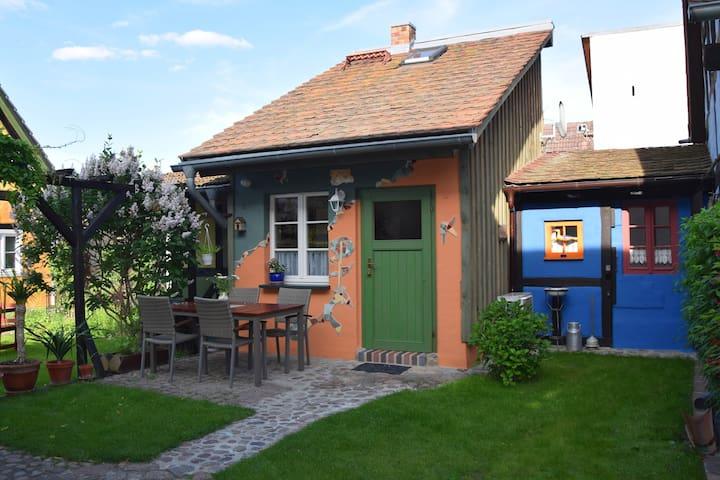 Ferienhäuschen in Lübbenau/ Spreewald