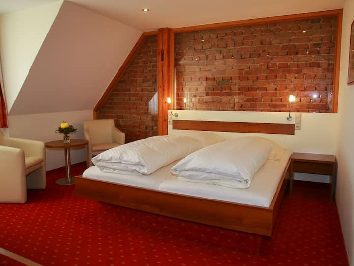 Gästehaus Gühring, (Rosenfeld), Doppelzimmer mit Dusche und WC