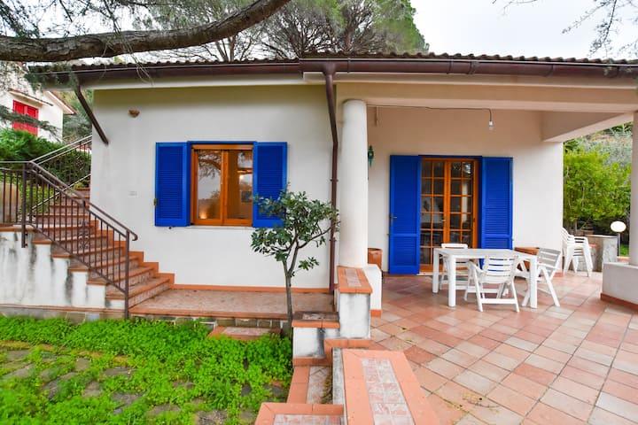 Grandfather's Villa In Laureana Cilento